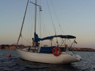 Halcon 28 de Astilleros Menorca