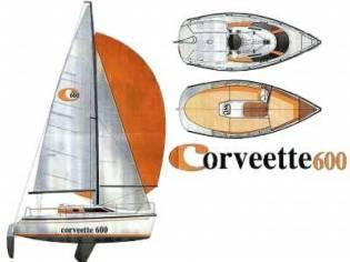 Corveette 600