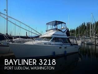 Bayliner 3218 MY