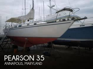 Pearson 35