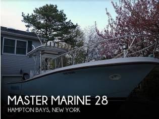 Master Marine 28
