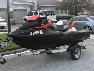 2010 Seadoo RXT 260hp Supercharged