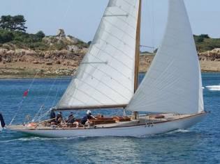 STUBBEKOBING 1OM IK 2/3 Bermudan Cutter Sloop