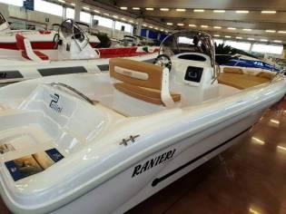 Ranieri Shark 19 open