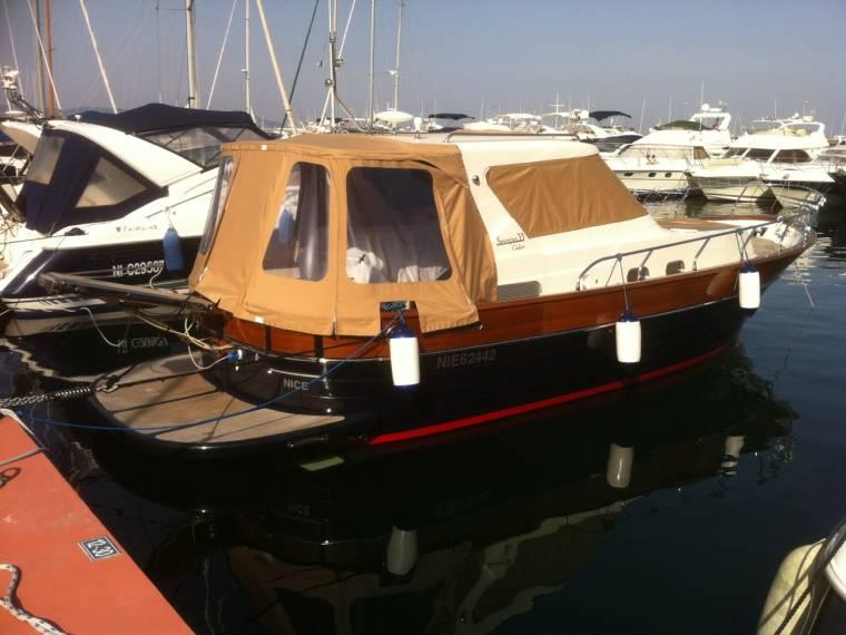 Cantieri navali Di Donna Serapo 33 Cabine