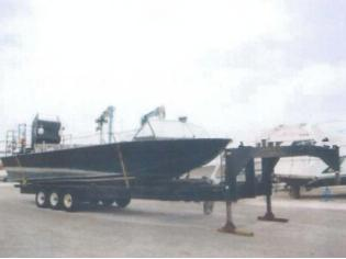 Custom Jet Boat USA Jet