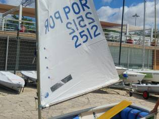 Vendo Barco Optimist Ziegelmayer POR2512