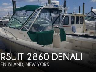 Pursuit 2860 Denali