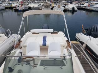 B2 Marine Cap Ferret 652 Cabin Cruiser