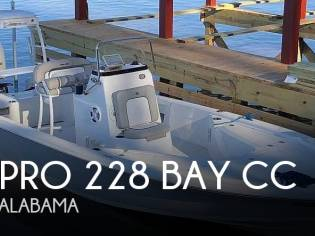 Sea Pro 228 Bay CC
