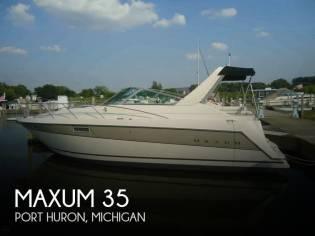 Maxum 35