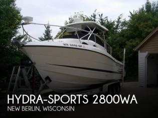 Hydra-Sports 2800 WA