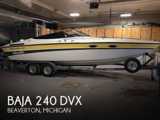 Baja 240 DVX