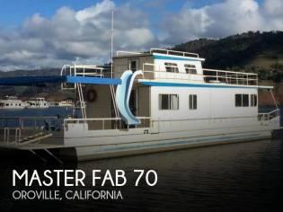 Master Fabricators 70 x 15