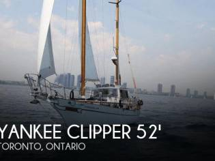 Yankee Clipper Ketch
