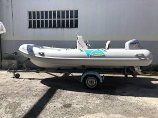 ITALBOATS STINGHER 484 GT