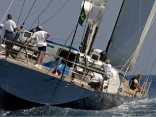 Maxi Dolphin Sloop 118