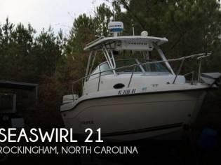 Seaswirl 2100 Walkaround
