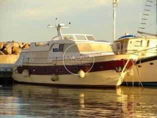 Cantiere nautico Azzurro 70