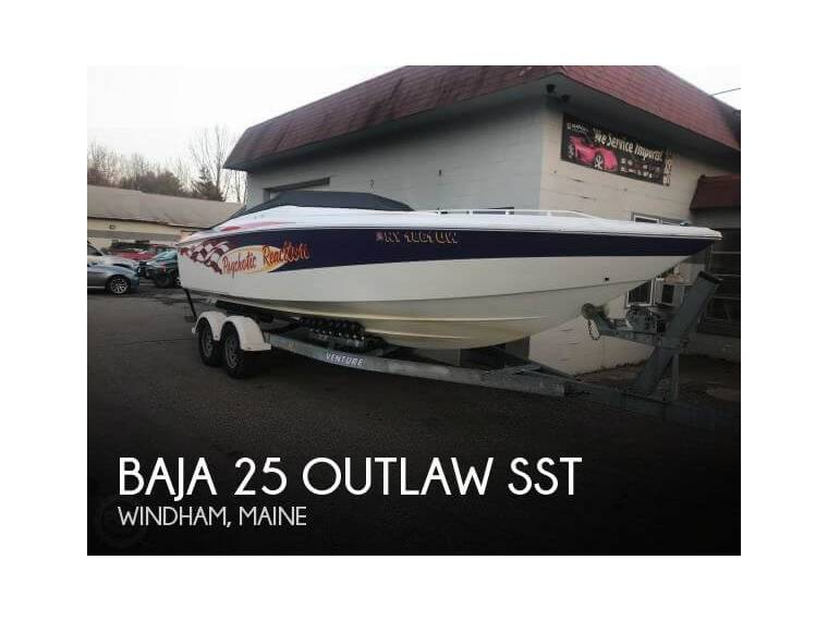 Outlaw 25 SST