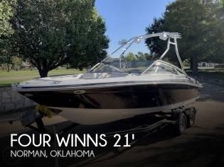 Four Winns Horizon 210