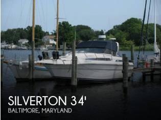 Silverton 34 X (Express)