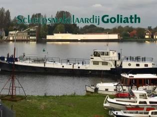 De Vooruit, Zaandam Woonboot 38m