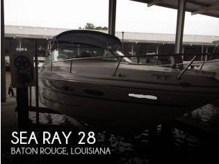 Sea Ray 28 Sun Sport 280