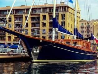 Aegean Classical Schooner 94