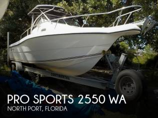 Pro Sports 2550 WA