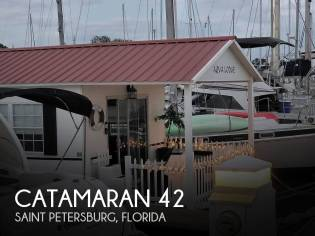 Catamaran Cruisers 42x12 Aqua Lodge
