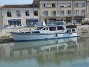 Visser Motor Yacht 14 meter