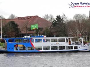 Tour boat / Party ship 150 pax