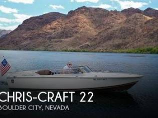 Chris-Craft XK-22
