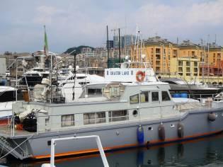 barca crociera