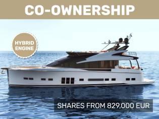 Adler Suprema Hybrid 23M Yacht