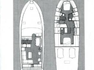 Ocean Yachts Sportfish 58 mit Eisenkiel