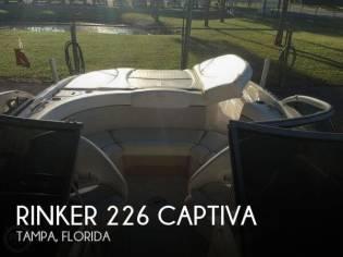 Rinker 226 Captiva