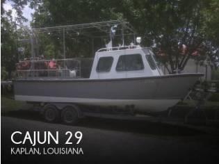 Cajun 29 Special