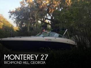 Monterey 254 FS
