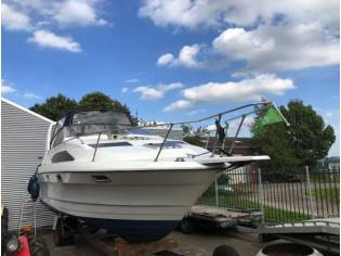 Bayliner 2655/2855 ciera sunbridge