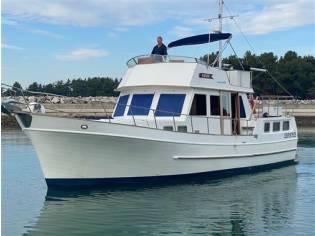 Hampton 42 Trawler