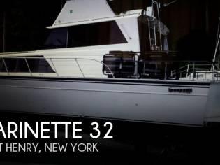 Marinette 32 Sedan
