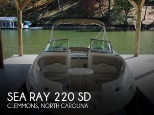 Sea Ray 220 SD