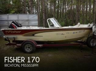 Fisher Hawk 170