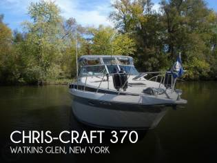 Chris-Craft 370 Amerosport