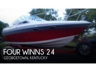 Four Winns 245 Vista