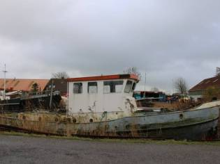Husemer Schiffahrtwerft Sleepboot 16.00