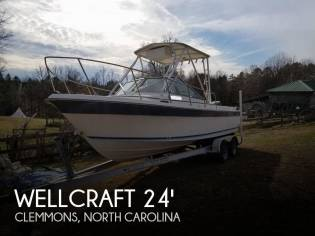 Wellcraft 248 Offshore