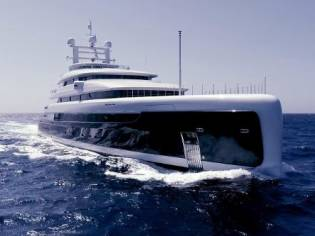 Pride Mega Yachts ILLUSION PLUS